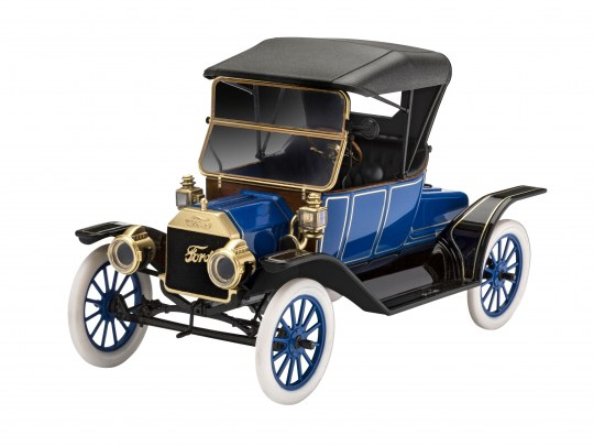Model Set 1913 Ford Model T Road