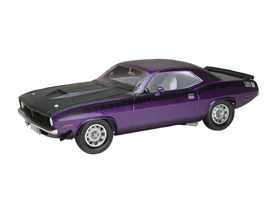 Model Set 1970 Plymouth AAR Cuda