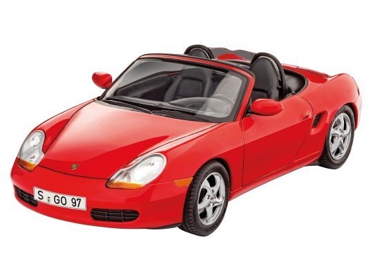 Model Set Porsche Boxster