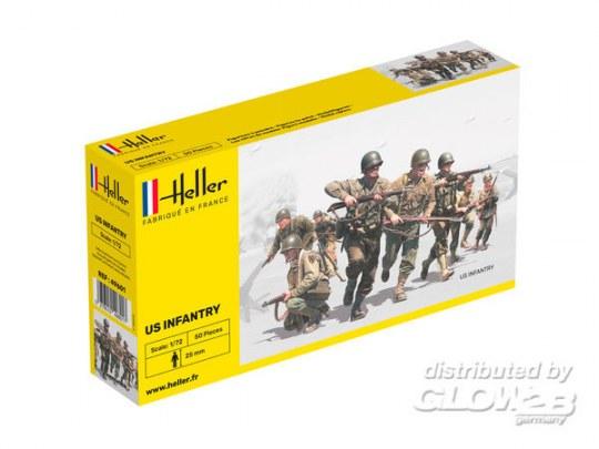 Heller - Infanterie US