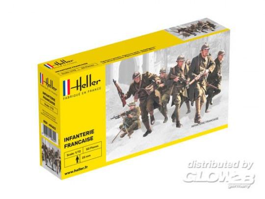 Heller - Infanterie Francaise