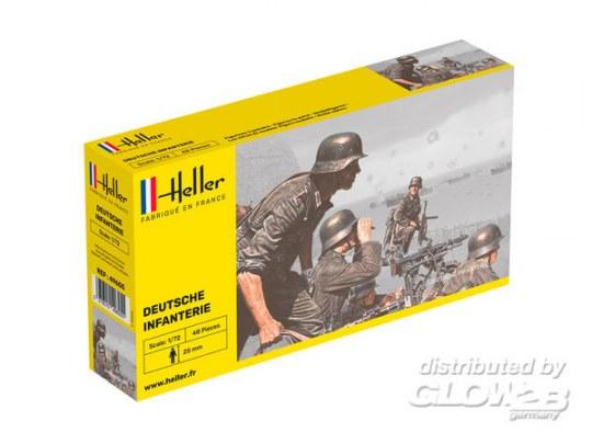 Heller - Deutsche Infanterie