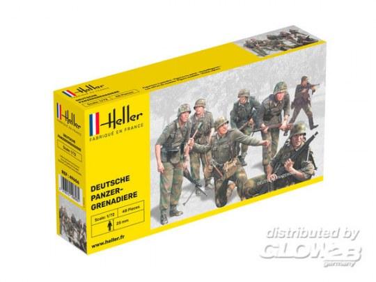 Heller - Panzergrenadiers Allemands
