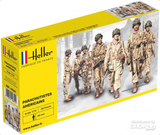 Heller - US Fallschirmjäger