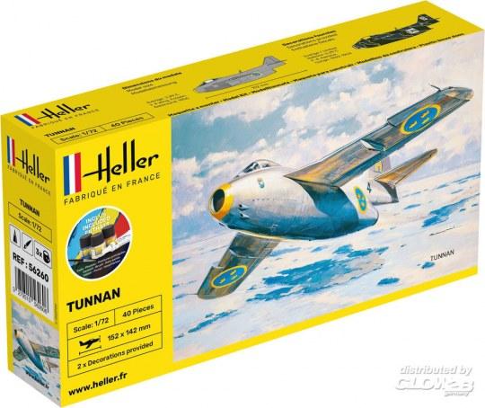 Heller - STARTER KIT Tunnan