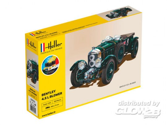 Heller - STARTER KIT Bentley Blower