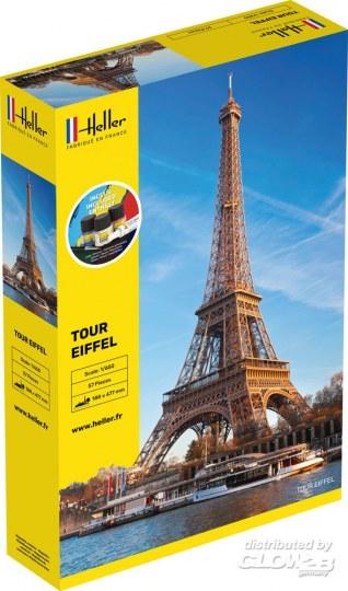 Heller - STARTER KIT Tour Eiffel