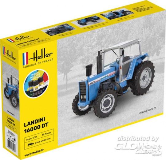 Heller - STARTER KIT LANDINI 16000 DT
