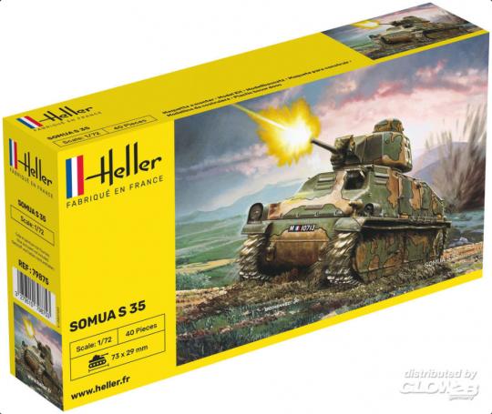 Heller - Panzer Somua