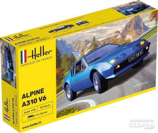 Heller - Alpine A310
