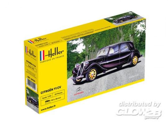 Heller - Citroën 11 CV