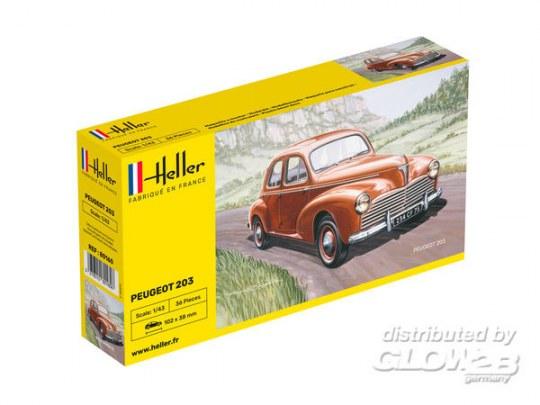 Heller - Peugeot 203