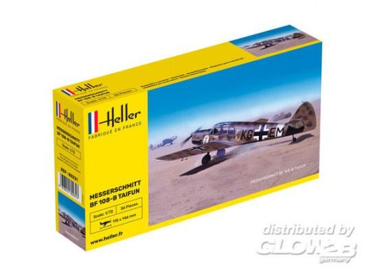 Heller - Messerschmitt Bf 108 B Taifun