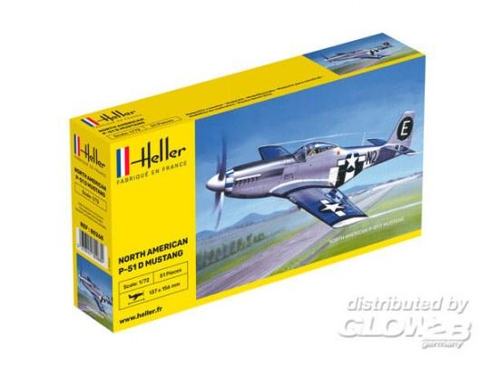 Heller - P-51 Mustang