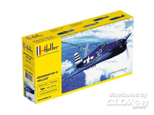 Heller - F6F Hellcat