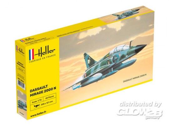 Heller - Dassault Mirage 2000 N