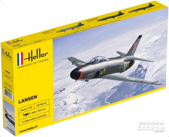 Heller - Lansen