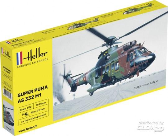 Heller - Super Puma AS 332 M2