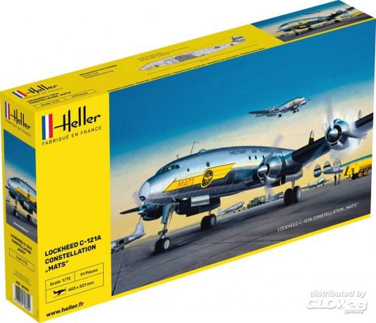 """Heller - C-121A constellation """"MATS"""""""