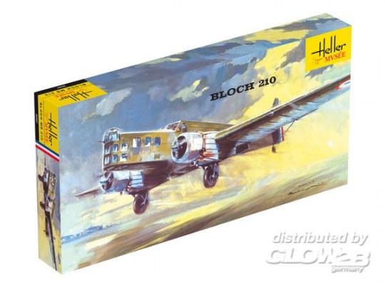 """Heller - BLOCH 210 """"Heller Museum"""""""