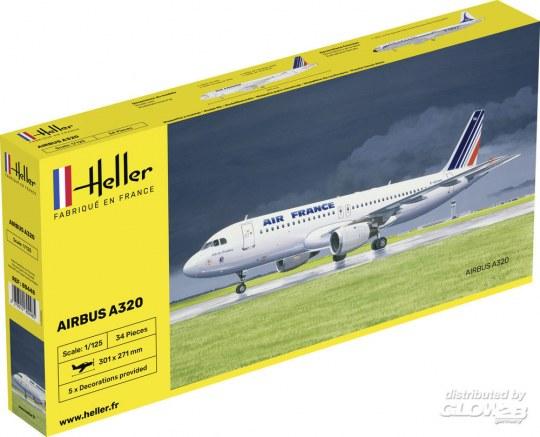 Heller - A 320 AF