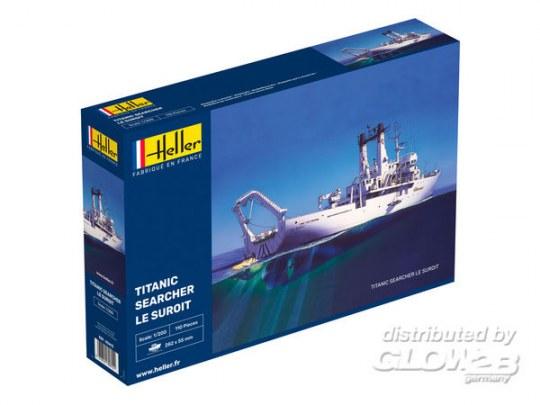 """Heller - Titanic Searcher """"Le Suroit"""""""