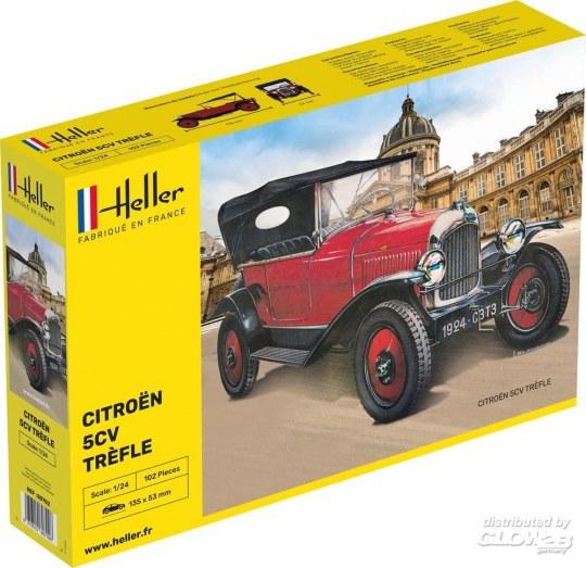 Heller - Citroen Trefle