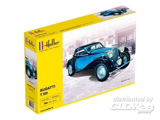 Heller - Bugatti T 50