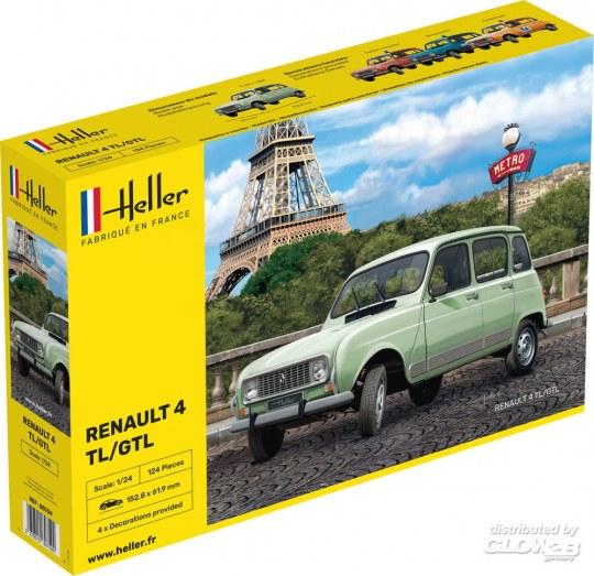 Heller - Renault 4l