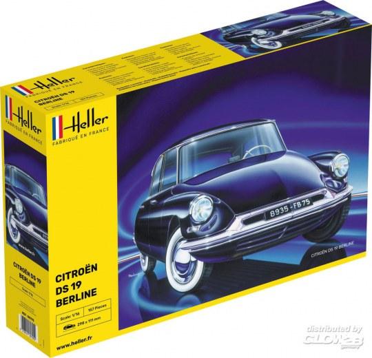 Heller - Citroen DS 19