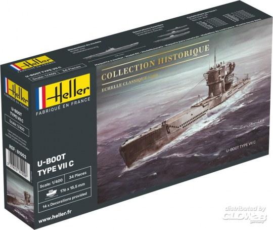 Heller - U-Boot Type VII C
