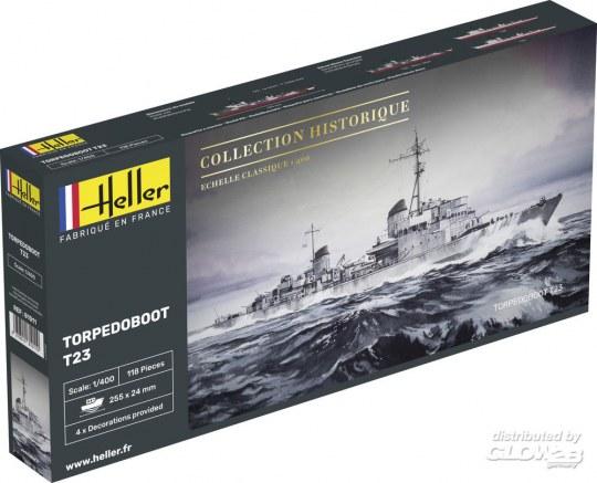 Heller - Torpedoboot T23