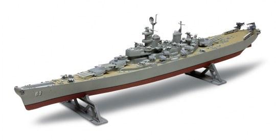 U.S.S. Missouri Battleship