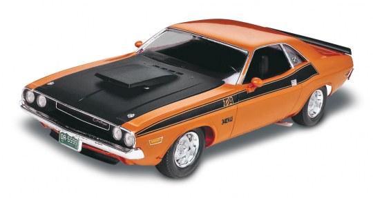 1970 Dodge Challenger 2'n1