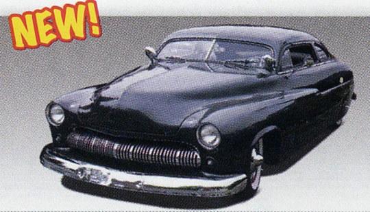 '49 Mercury Custom Coupé 3'n 1