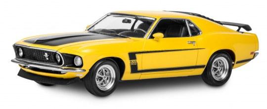 69 Boss 302 Mustang