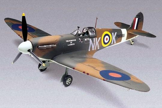 Spitfire Mk-II (11/98)