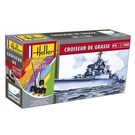 Heller - Croiseur de Grasse