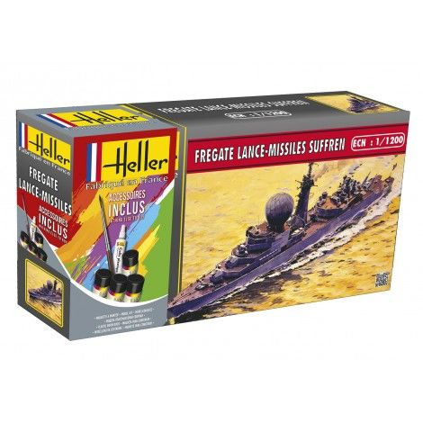 Heller - Fregate Lance-Missiles Suffren