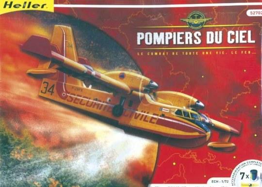 Heller - Pompiers du ciel