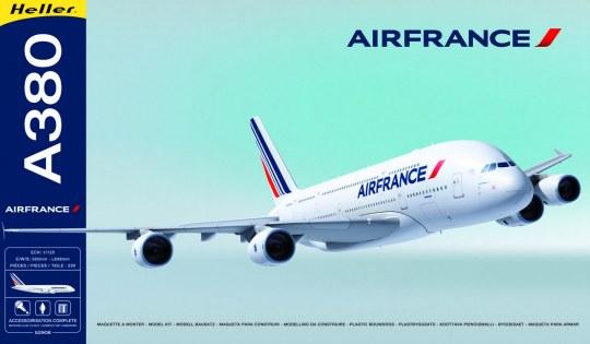 Heller - Airbus A380 Air France