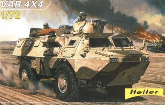 Heller - Truppentransporter VAB 4x4