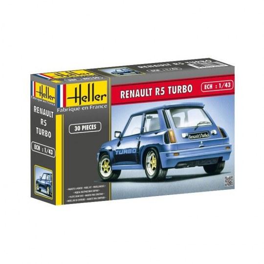 Heller - Renault R5 Turbo