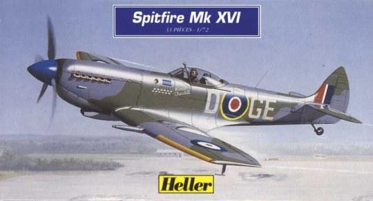 Heller - Supermarine Spitfire Mk. XVI