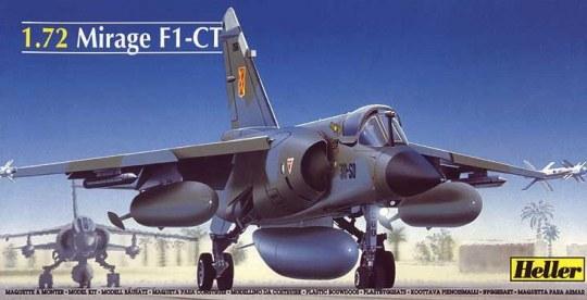 Heller - Dassault Mirage F1 CT