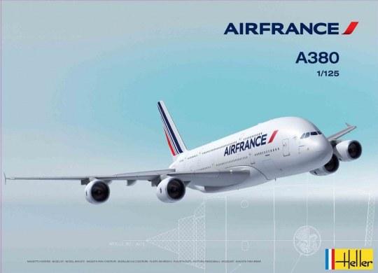 Heller - Airbus A380 800 Air France