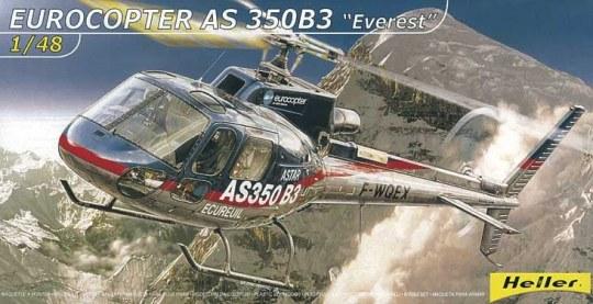 Heller - Eurocopter AS 350 Everest