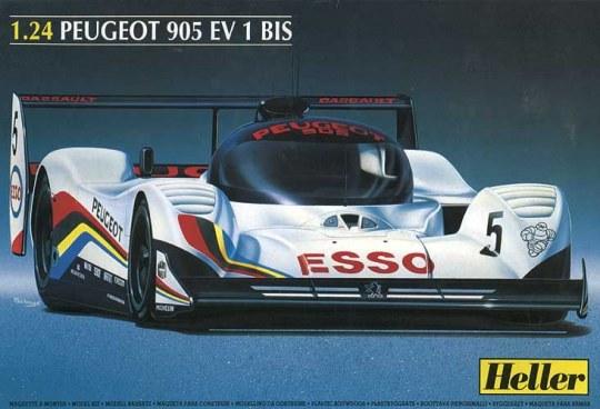 Heller - Peugeot 905 EV 1