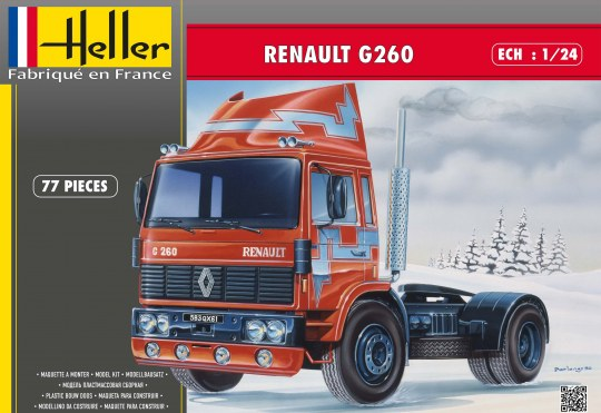 Heller - Renault G 260