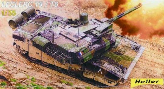 Heller - Leclerc T5/T6